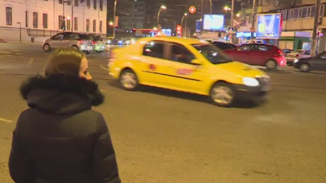 Experiment Stirile PRO TV. Cat de greu e sa gasesti taxi la ora de varf, in Bucuresti, si cum s-ar putea schimba situatia