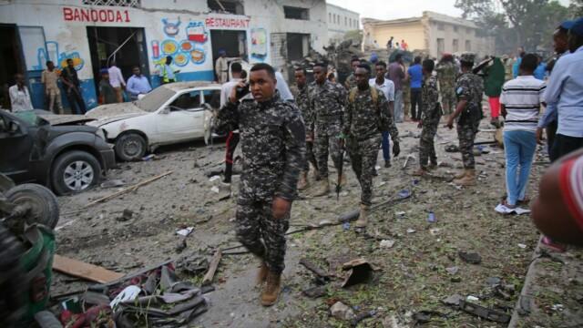 Atentat cu maşină-capcană, în capitala Somaliei. Ţinta ar fi fost preşedintele ţării