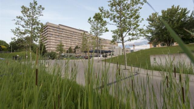 spitalul din Lausanne