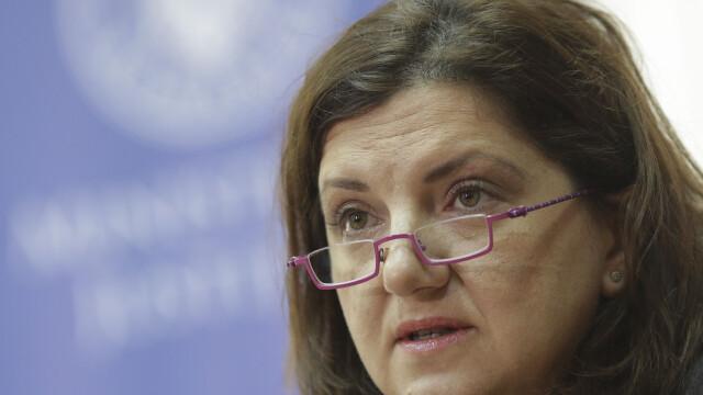 Raluca Prună: Ni se va spune că 21 de milioane de € e un prag rezonabil la abuzul în serviciu