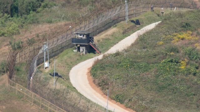 Schimb de focuri între militarii din Coreea de Nord şi cei din Sud, la graniţă