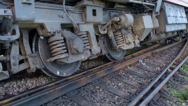 Un tren a deraiat pe ruta Călărași-Ciulnița. Traficul feroviar, blocat