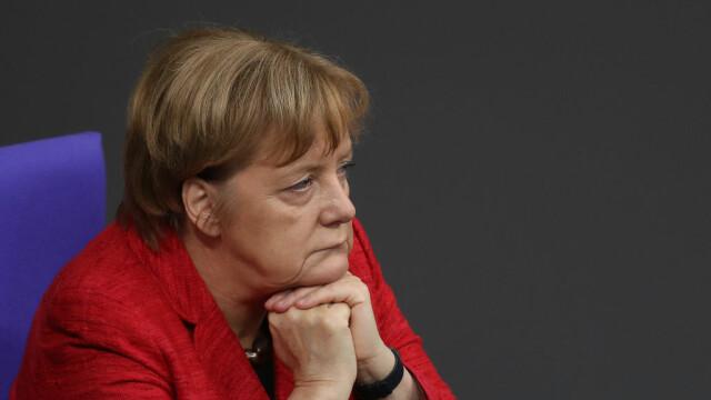 Angela Merkel: Maşinile germane nu reprezintă un pericol pentru securitatea SUA