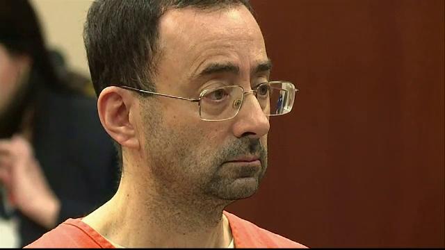 Larry Nassar, fostul medic al lotului de gimnastică SUA, a pledat vinovat