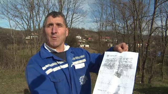 Lucrările de un milion de euro dintr-o comună din Gorj, oprite de un localnic nemulţumit