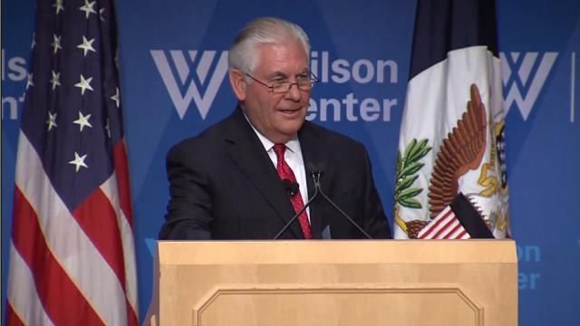 Rex Tillerson: Washingtonul este gata să ia loc la masa negocierilor cu Phenianul \