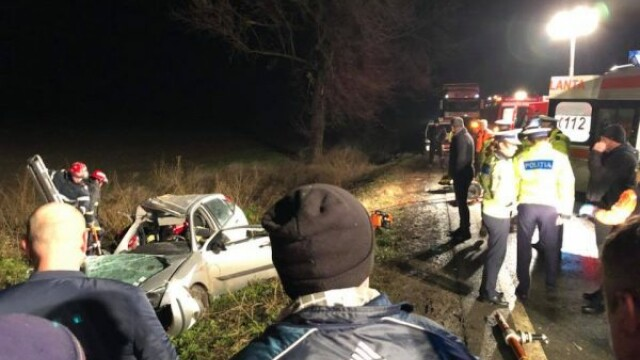 accident DN 79