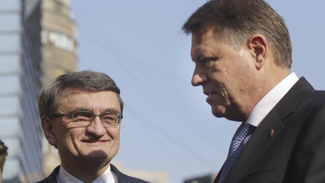Klaus Iohannis a reclamat la Curtea Constituțională legea de funcționare a Avocatului Poporului
