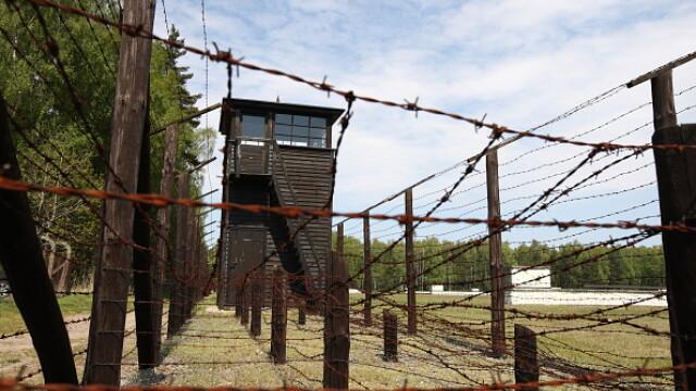 Lagărul de concentrare Stutthof din Polonia