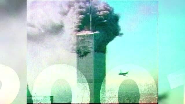 """""""100 de ani în 100 de zile"""". 2001 - 3.000 de oameni au murit în atacurile teroriste din 11 septembrie"""