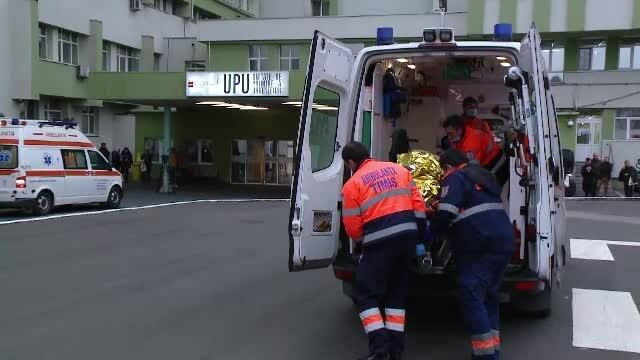 România nu își poate ajuta pacienții arși. Ultimul caz: o fostă asistentă medicală