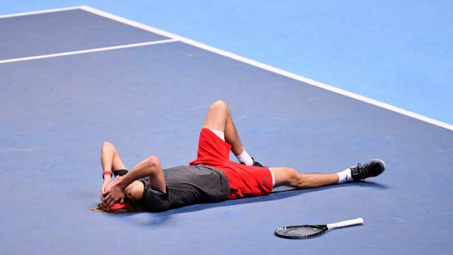 Alexander Zverev a câștigat Turneul Campionilor, după ce l-a învins pe Novak Djokovic