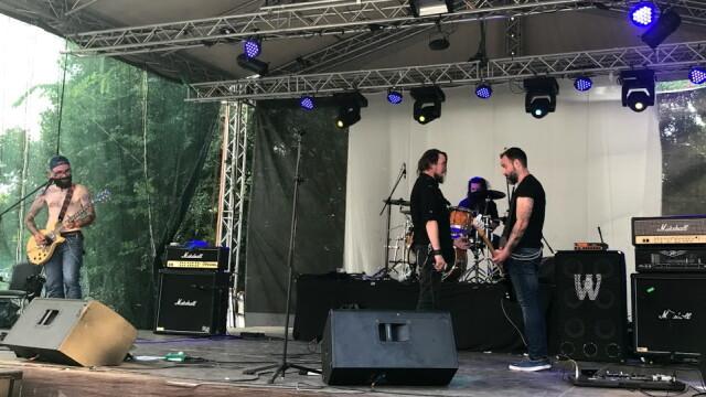 """Trupa RoadkillSoda își lansează noul album, """"Sagrada"""", printr-un concert LIVE pe Facebook - Imaginea 8"""