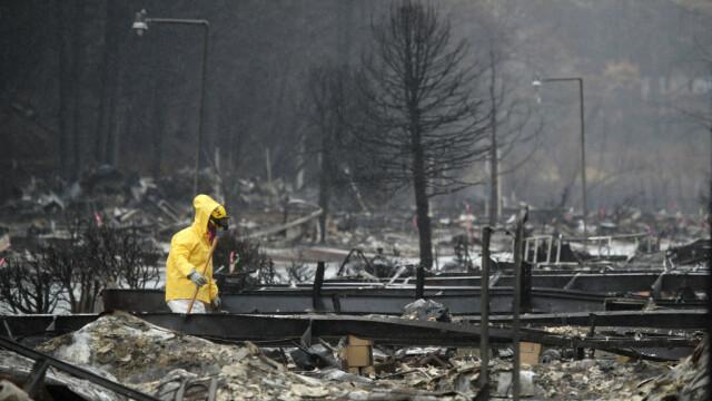 O știre falsă despre originea incendiului din California a strâns milioane de vizualizări pe Youtube