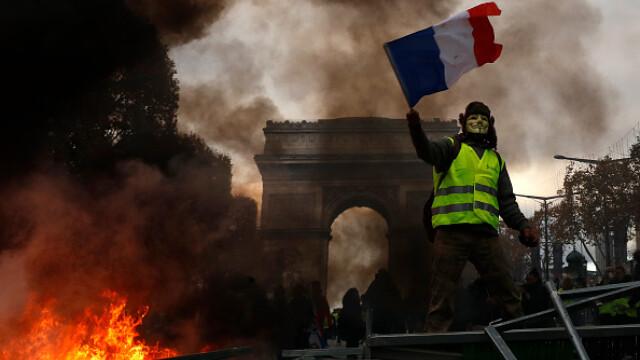 proteste paris 24 -25 noiembrie - 6