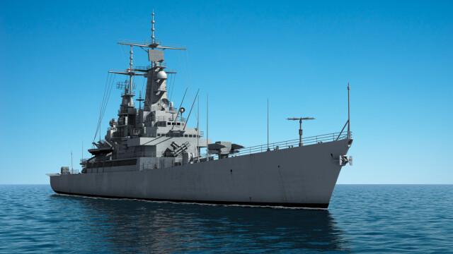 Nava militara