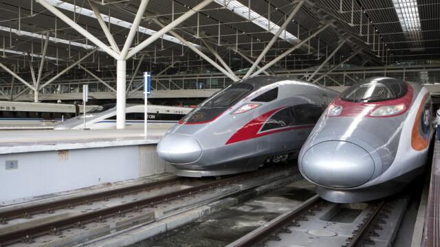 tren mare viteză China