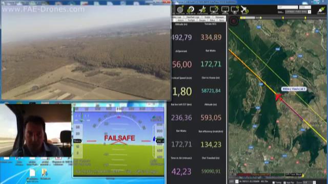 Premieră mondială. Un român a construit o dronă pe care a ghidat-o deasupra Carpaților - Imaginea 2