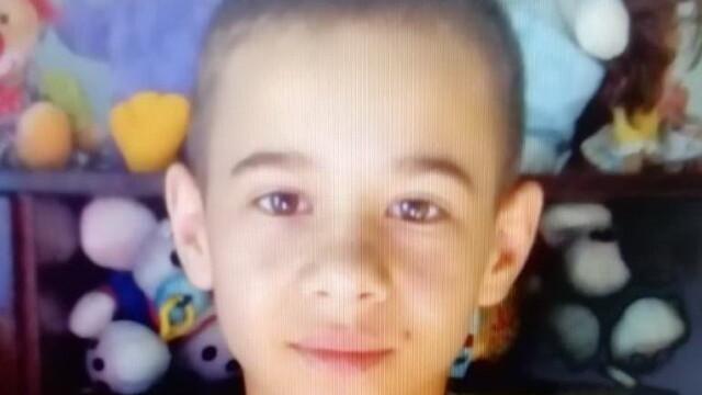 Băiat de 12 ani din Olt, dispărut din curtea școlii. Poliția solicită ajutorul