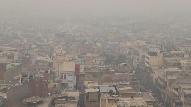 """Orașul """"sufocat"""" de poluare. A fost declarată stare de urgenţă. FOTO - Imaginea 3"""