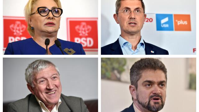 Lupta pentru turul 2 al alegerilor prezidențiale. Cine se va confrunta cu Iohannis - Imaginea 1