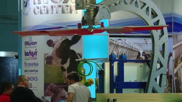 robot, agricultura