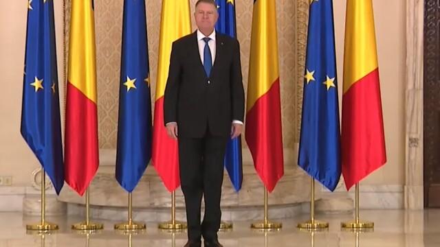 Guvernul Orban depune jurământul la Palatul Cotroceni