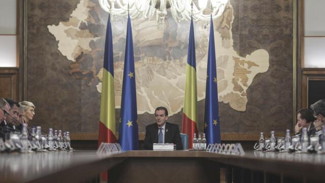 Iohannis, la prima ședință a Guvernului Orban: Situația în unele ministere este foarte proastă - Imaginea 1