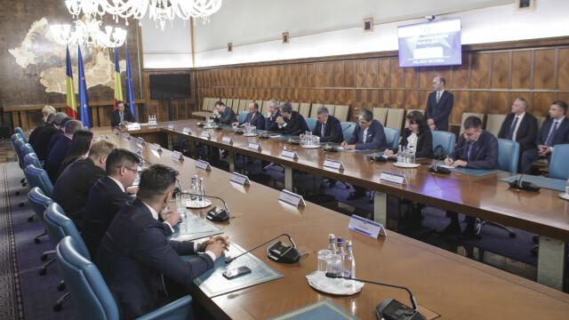 Sedinta informala a Guvernul Orban - 4