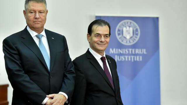 Iohannis, la prima ședință a Guvernului Orban: Situația în unele ministere este foarte proastă - Imaginea 2