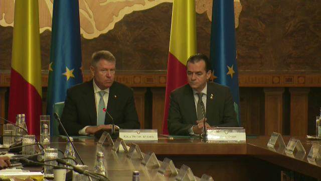 Iohannis, la prima ședință a Guvernului Orban: Situația în unele ministere este foarte proastă - Imaginea 3