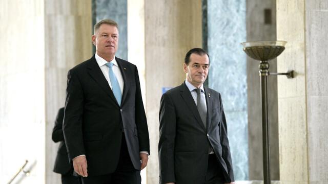 Iohannis, la prima ședință a Guvernului Orban: Situația în unele ministere este foarte proastă - Imaginea 4