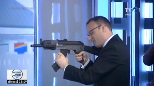 Cine e Alexandru Cumpănașu, candidatul legat de drama din Caracal, care trage cu arma - Imaginea 6