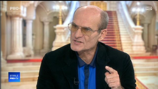 Cristian Tudor Popescu: De ce a pierdut Dan Barna alegerile prezidențiale