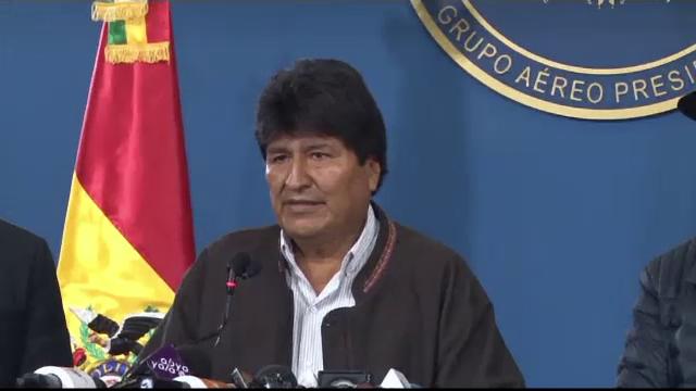 """""""Lovitură de stat"""" în Bolivia. Reacții după demisia președintelui Evo Morales"""