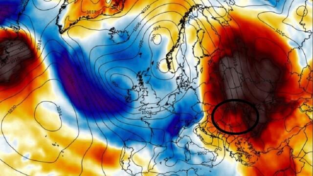 Anomalie meteo în România. Temperaturile se schimbă și cu 20 de grade - Imaginea 1
