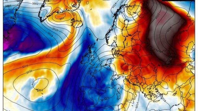 Anomalie meteo în România. Temperaturile se schimbă și cu 20 de grade - Imaginea 4