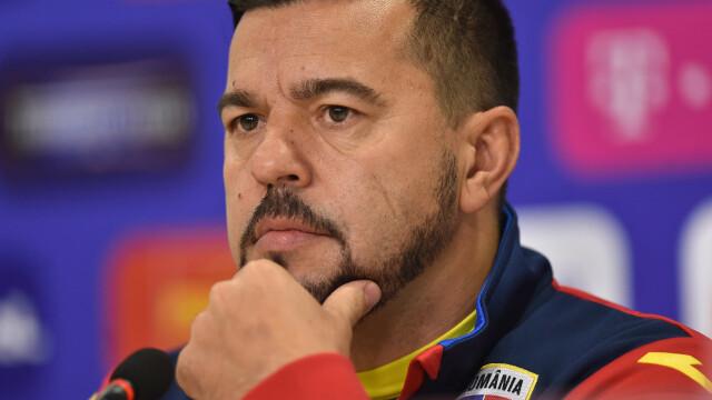 Cosmin Contra nu va mai fi antrenorul naționalei. Decizia luată după meciul România - Suedia