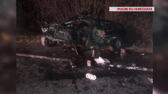 Accident Hunedoara