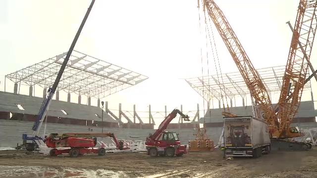 EURO 2020 ne prinde nepregătiţi. Din cele 4 stadioane, unul a fost demolat