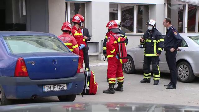 FILMUL tragediei din Timișoara. 12 copii și 8 adulți sunt internați în spital - Imaginea 1