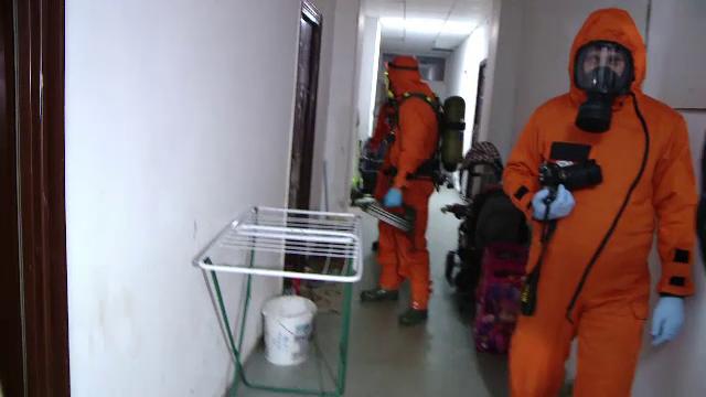 FILMUL tragediei din Timișoara. 12 copii și 8 adulți sunt internați în spital - Imaginea 2