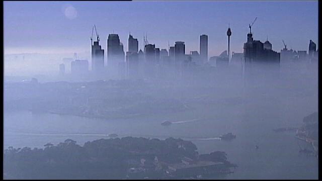 Imagini apocaliptice în Sydney. Orașul, acoperit de fum după incendiile recente