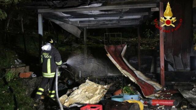 Explozie la un depozit de artificii din Sicilia. Cel puțin trei persoane au murit - Imaginea 1