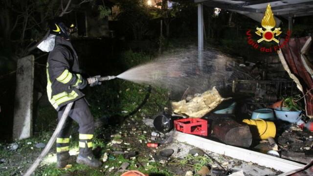 Explozie la un depozit de artificii din Sicilia. Cel puțin trei persoane au murit - Imaginea 5
