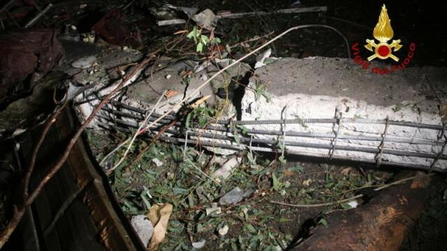 Explozie la un depozit de artificii din Sicilia. Cel puțin trei persoane au murit - Imaginea 2