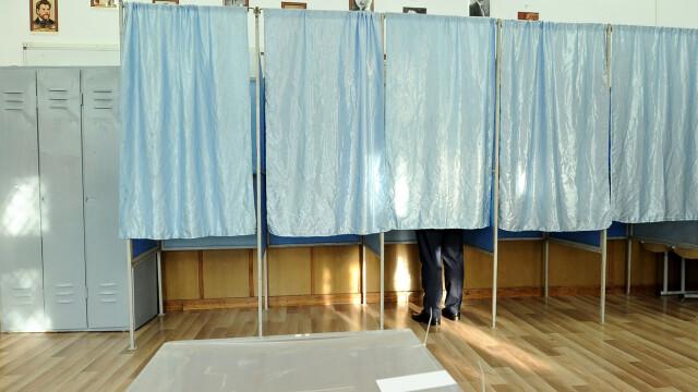 alegeri, sectie vot