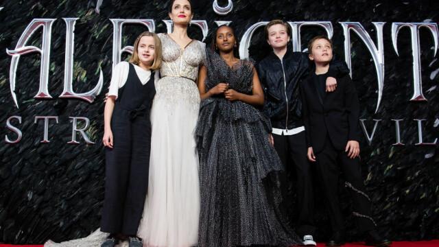 Cum arată fiica Angelinei Jolie și a lui Brad Pitt după tratamentul pentru schimbarea de sex - Imaginea 7