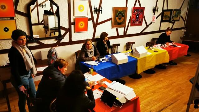 Alegeri Prezidențiale 2019, vot diaspora, turul 2. Peste 90.000 de români au votat în prima zi