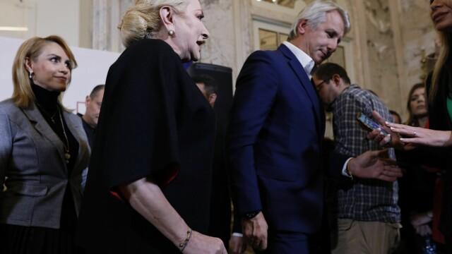 Viorica Dăncilă, după rezultatele exit-poll la turul 2 al alegerilor prezidențiale - 2
